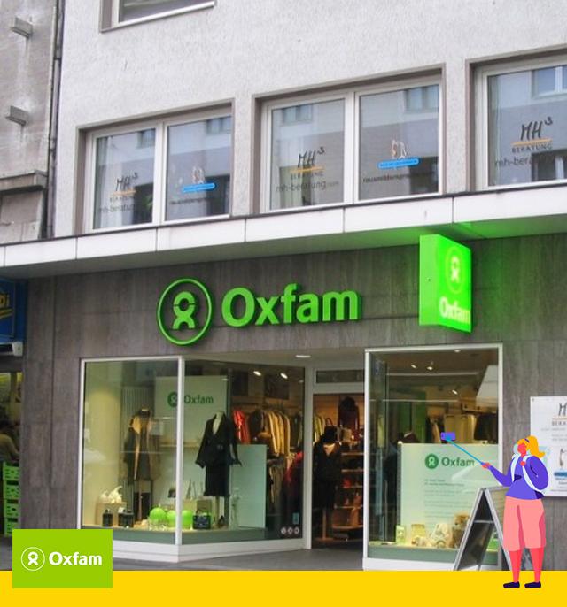 Oxfam - UltraSpectra